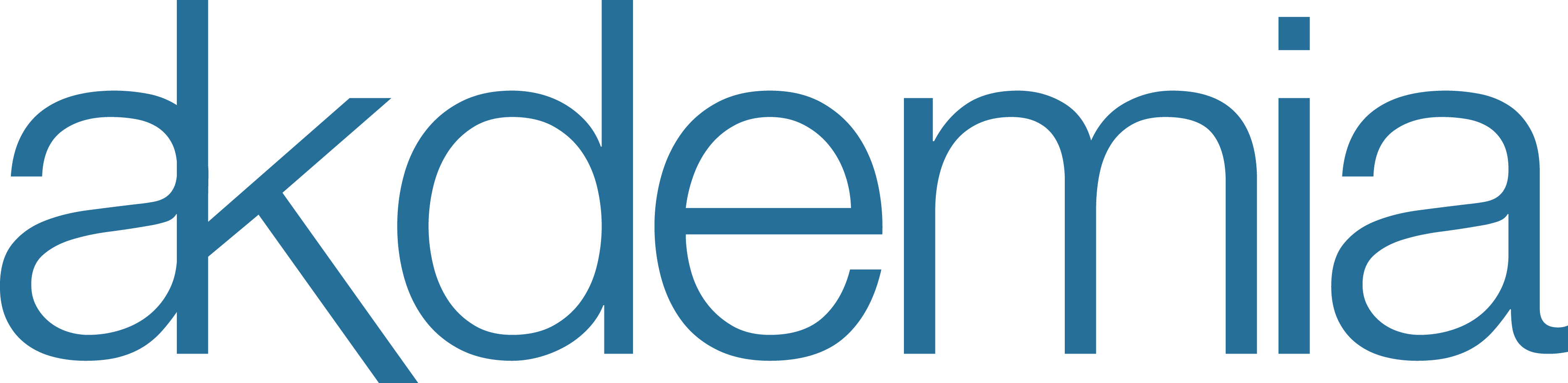 Logo akdemia blue